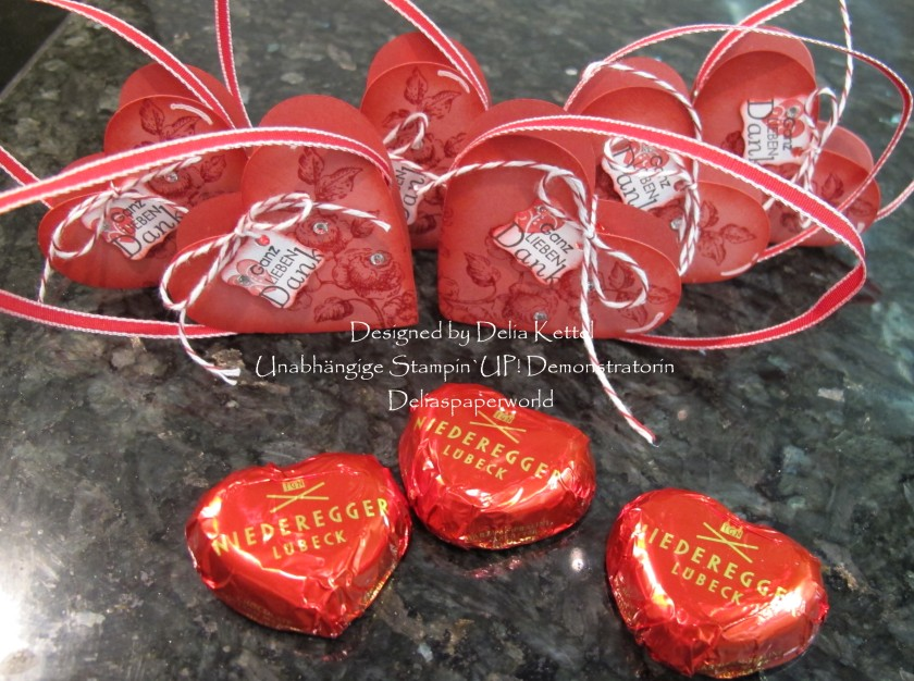 Valentine Heart Goodies 3