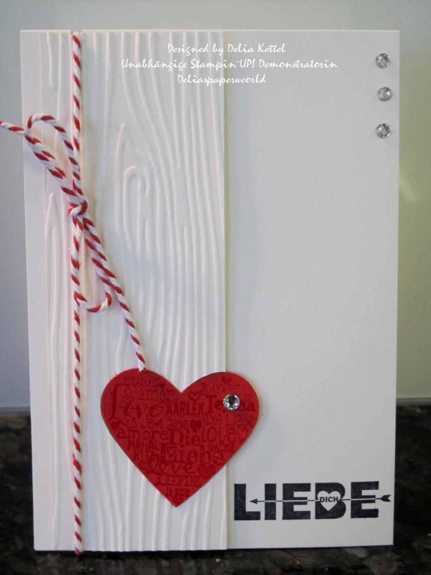 Valentinstagskarte 2