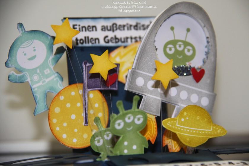 Außerirdischer Kindergeburtstag 3