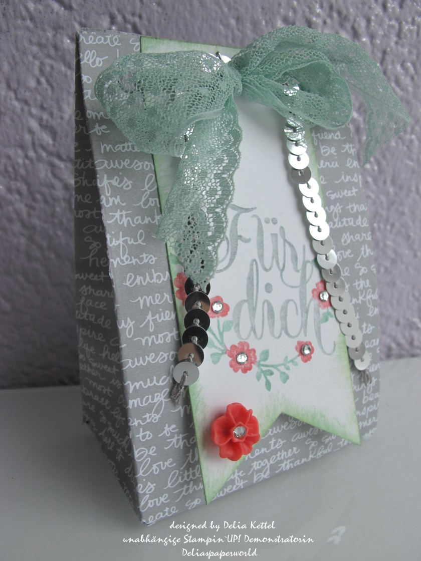 Geschenktüte Katalogparty