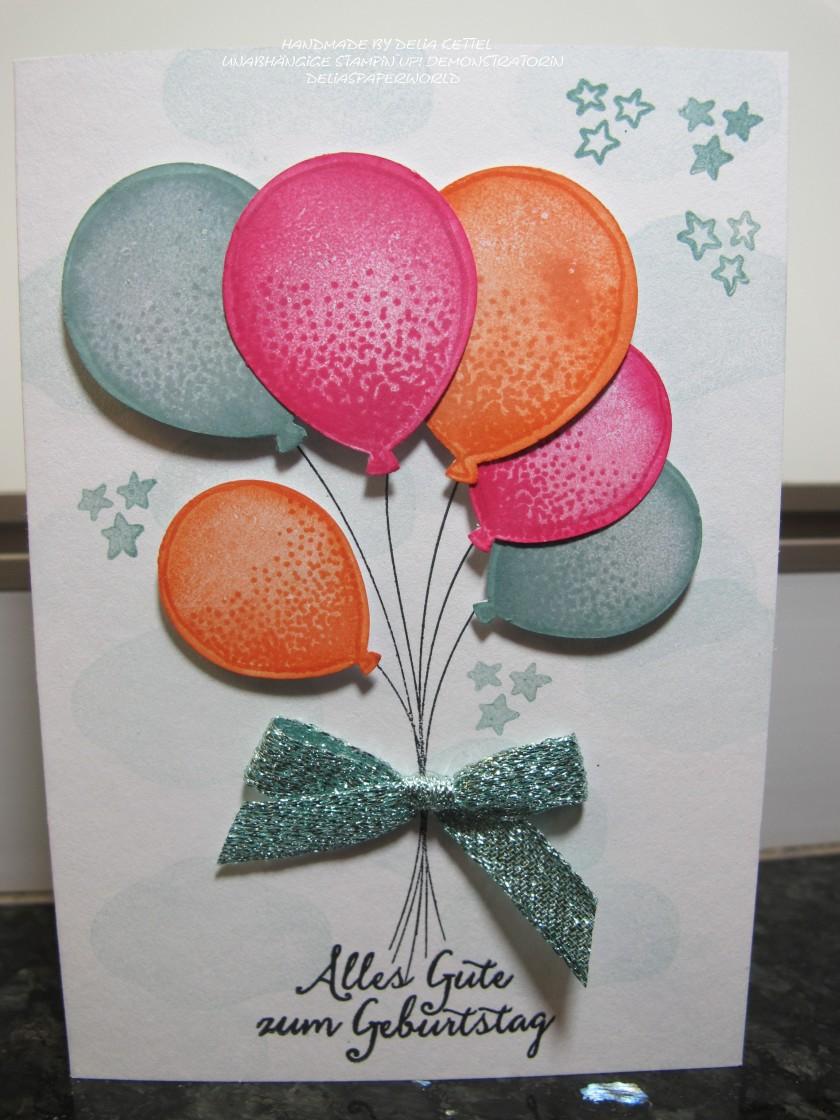 Partyballons 2 Delia Kettel