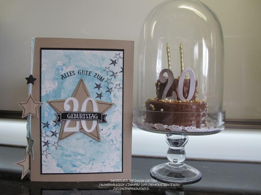 Alexanders 20. Geburtstag 01