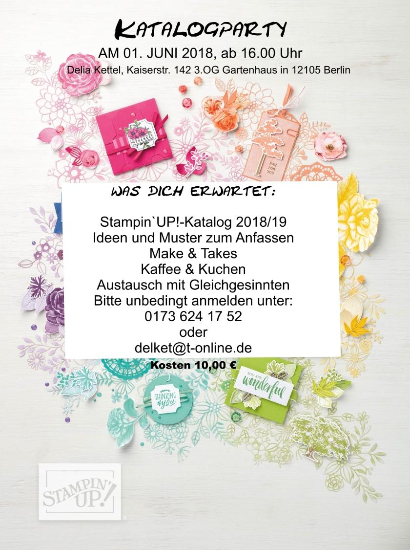 Katalogparty 2018