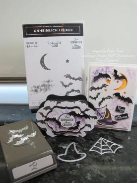 Halloween UNHEIMLICH LECKER Delia Kettel 08
